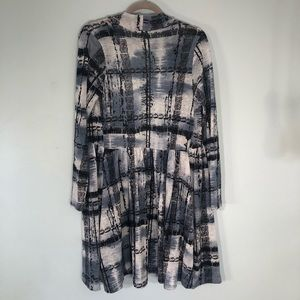 PRETTY YOUNG THING Long Light Sweater Sz. Med
